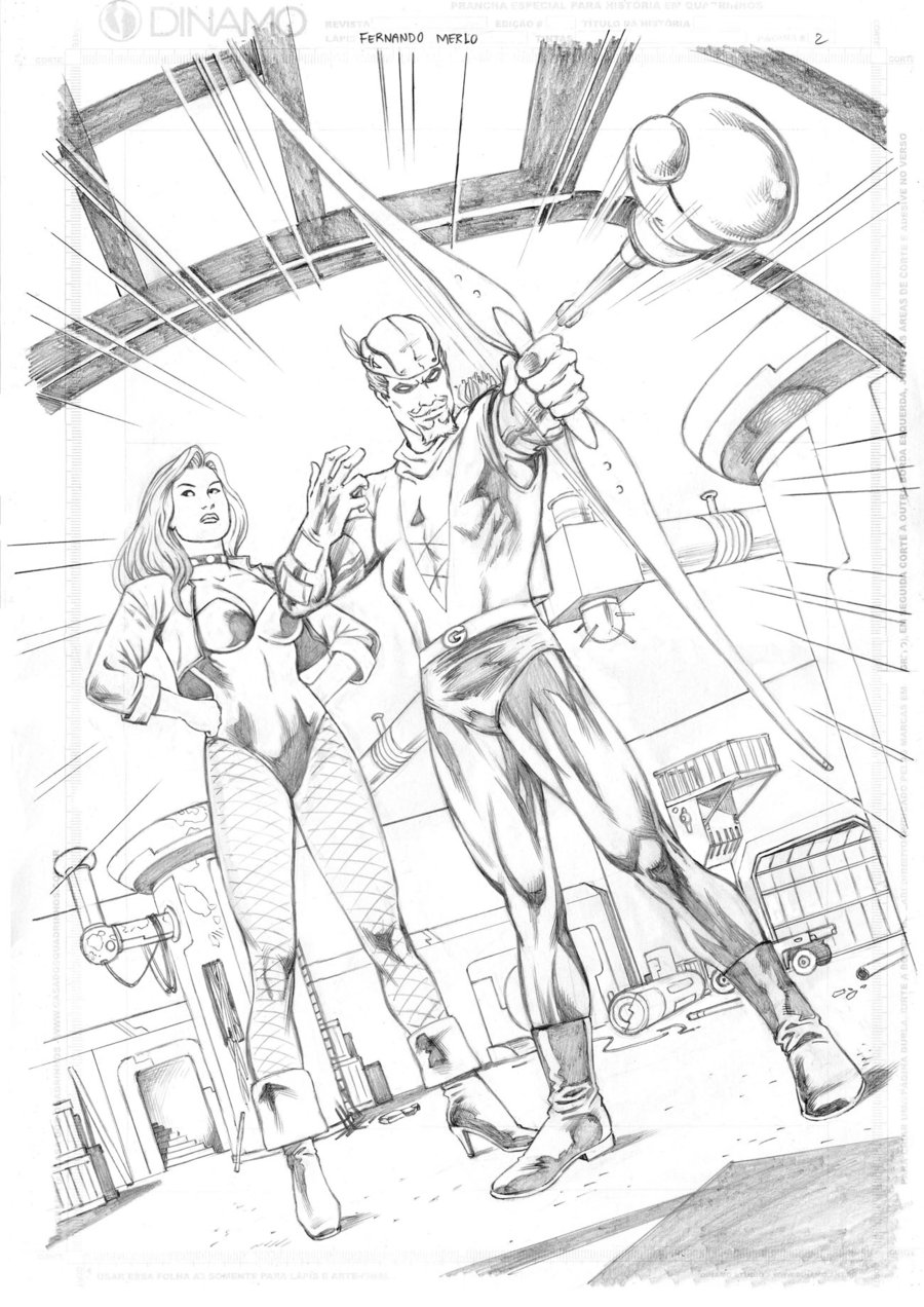 page 1 coloring pages - Green Arrow Coloring Pages